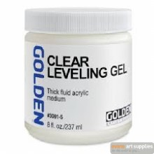Golden Clear Leveling Gel 236ml