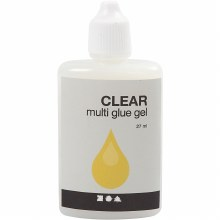 Clear Multi Glue Gel 27ml