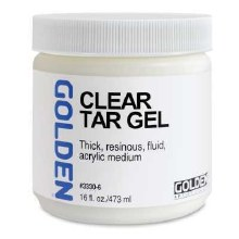 Golden Clear Tar Gel 473ml