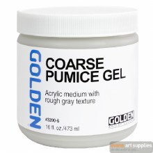 Golden Coarse Pumice Gel 473ml