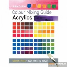 Colour Mixing Guide Acrylics
