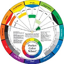 Colour Wheel Large 9""