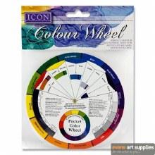 Colour Wheel Pocket 13cm