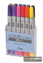 Copic Ciao 12pc Set