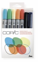 Copic Ciao Doodle Kit Rainbow