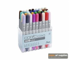 Copic Ciao 36pc Set E