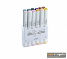 Copic Sketch 12pc Set EX-2