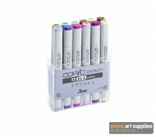 Copic Sketch 12pc Set EX-5