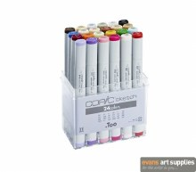 Copic Sketch 24pc Set