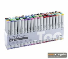 Copic Sketch 72pc Set B