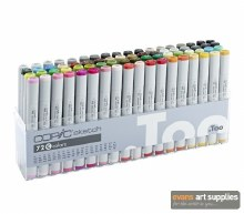 Copic Sketch 72pc Set C