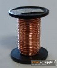 Copper Wire 14G/2mm 100g Reel