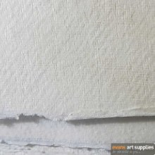 Khadi Cotton Rag 56x76cm 320gsm Rough (Min 3 Sheets)