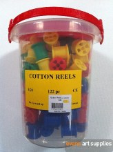 Cotton Reels & Laces 122s