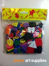 Craft Buttons Half Pound