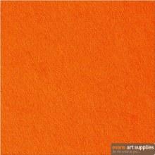 Craft Felt Orange 50cmx45cm