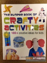The Bumper Book of Crafty Activities
