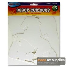 CutOuts Farm Animals 15s