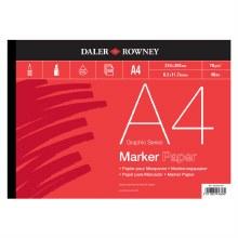 DALER ROWNEY MARKER PAD A4