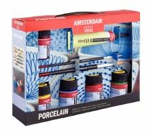 Amsterdam Deco Porcelain Starter Set