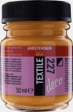 Amsterdam Deco Textile 227 Gold Ochre 50ml