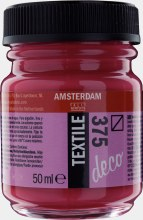 Amsterdam Deco Textile 375 Bordeaux 50ml