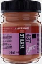 Amsterdam Deco Textile 437 Terra Opaque 50ml