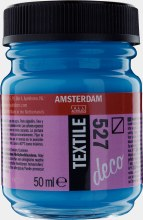 Amsterdam Deco Textile 527 Sky Blue 50ml