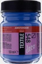 Amsterdam Deco Textile 548 Blue Violet 50ml