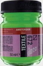 Amsterdam Deco Textile 672 Reflex Green 50ml