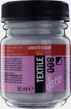 Amsterdam Deco Textile 800 Silver 50ml