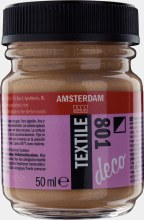 Amsterdam Deco Textile 801 Gold 50ml