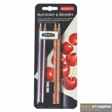 Derwent -Blender Burnisher Set