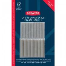 Derwent USB Rechargeable Eraser Refills