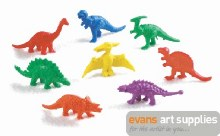 Dinosaur Counters 128s*