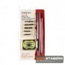 Dip Pen Drawing & Mapping Set