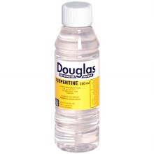 Douglas Genuine Turpentine 250ml