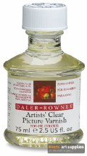 DR ART CLEAR PIC VARNISH 75ml*