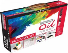 Daler Rowney Graduate Oil Box Easel Set