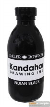 Daler Rowney Kandahar Black 175ml Ink
