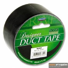 Craft Duct Tape Black