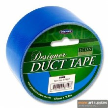 Craft Duct Tape Blue