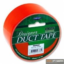 Craft Duct Tape Orange