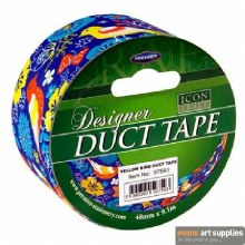 Craft Duct Tape Yellow Bird*