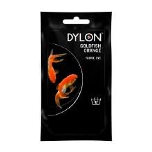 Dylon Fabric Hand Dye 250g Goldfish Orange