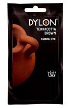 Dylon Fabric Hand Dye 250g Terracotta Brown