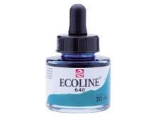 ECOLINE 30ML BLUISH GREEN 640