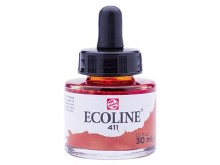 ECOLINE 30ML BURNT SIENNA 411
