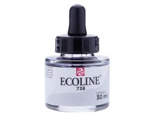 ECOLINE 30ML COLD GREY LIGHT 738