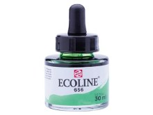 ECOLINE 30ML FOREST GREEN 656